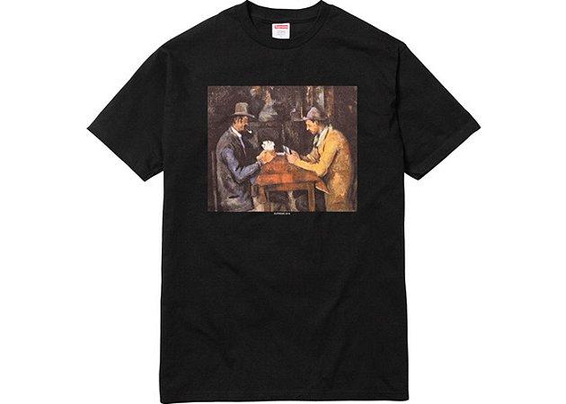 ENCOMENDA - SUPREME - Camiseta Cards