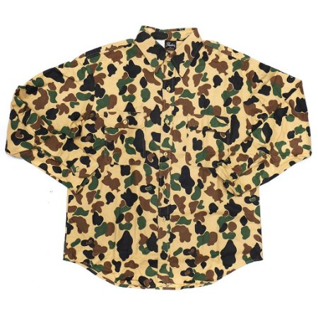 "PRENTISS - Camisa Camo ""Yellow"""