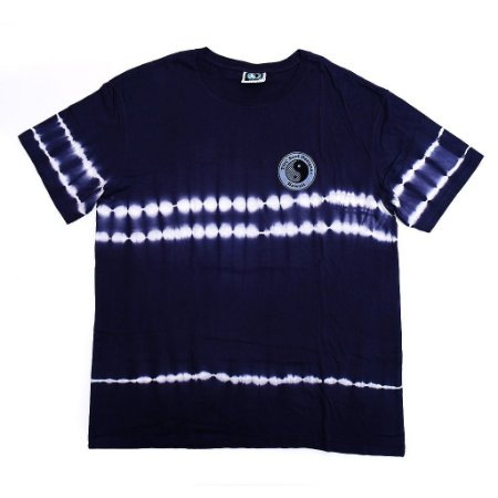 "TONY AND COUNTRY - Camiseta Tye Dye logo ""Navy"""