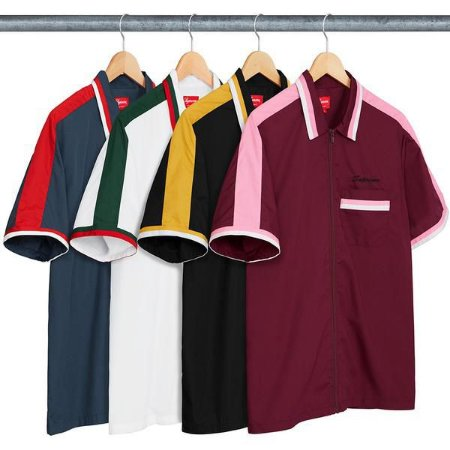 ENCOMENDA - SUPREME - Camiseta Zip Up Work