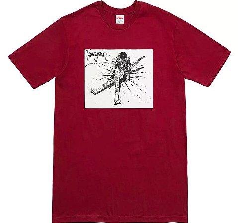 "Supreme x Akira - Camiseta Yamagata ""Cardinal"""