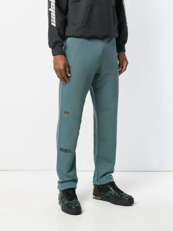 "Kanye West - Calça Yeezy Calabasas Season 5 ""Hospital Blue"""