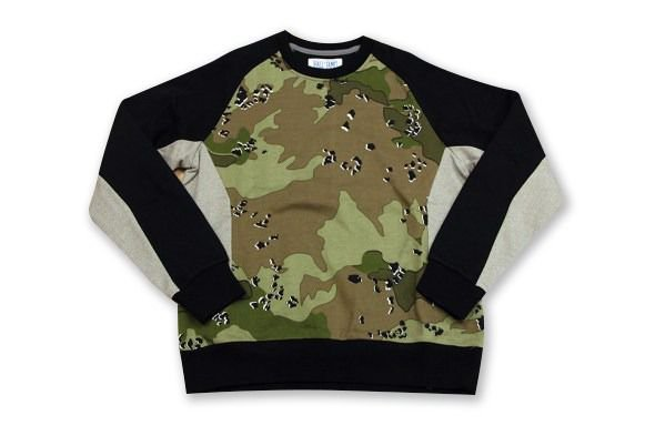 "Hall Of Fame - Moletom Camo ""Black"""