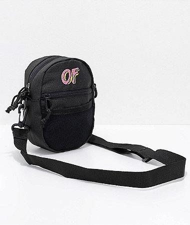 "ODD FUTURE - Bolsa Crossbody Logo ""Black"""