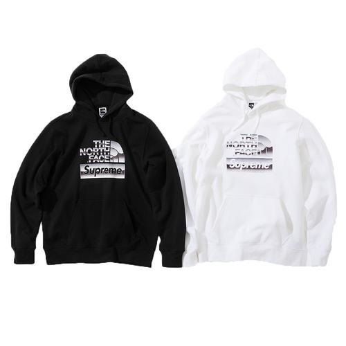 ENCOMENDA - Supreme x The North Face - Moletom Metallic Logo