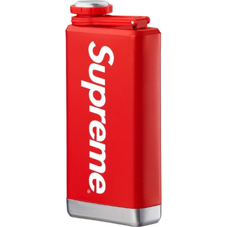 "Supreme x Stanley - Cantil Adventure Flask ""Red"""