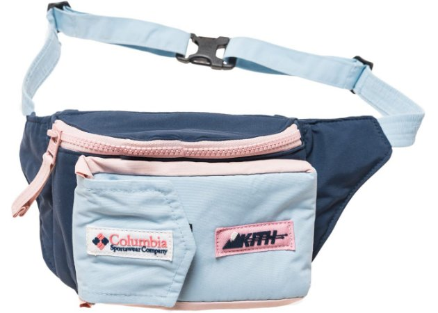 6df929379d9c5 KITH x Columbia - Pochete Sling Pack Popo