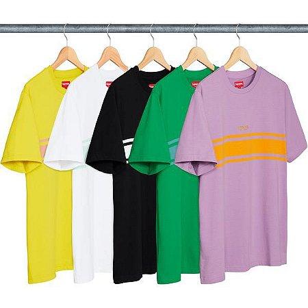 ENCOMENDA - SUPREME - Camiseta Stripe
