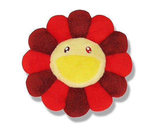 "KAIKAI KIKI - Pelúcia Murakami Flower Cushion ""Red"""