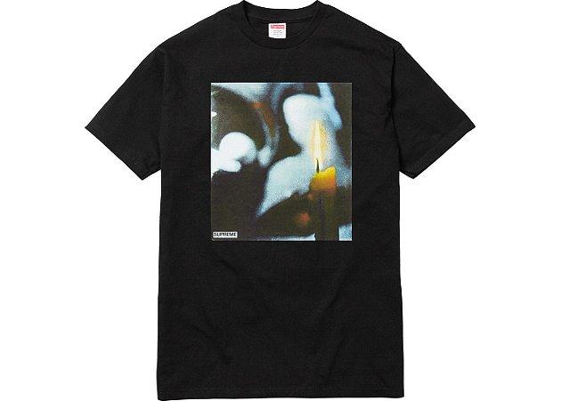 "SUPREME - Camiseta Candle ""Black"""