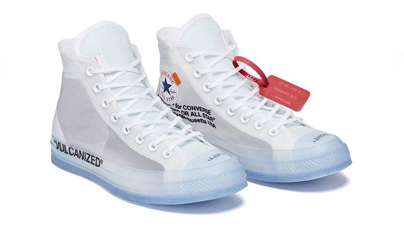 ENCOMENDA - Converse Chuck Taylor All-Star Hi Off-White