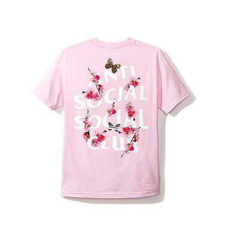 """ANTI SOCIAL SOCIAL CLUB - Camiseta Peach Love """"Pink"""""""