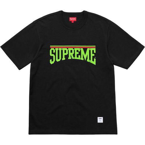 "SUPREME - Camiseta Arch Top ""Black"""