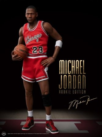 ENCOMENDA  - Enterbay - Michael Jordan Rookie 1/6