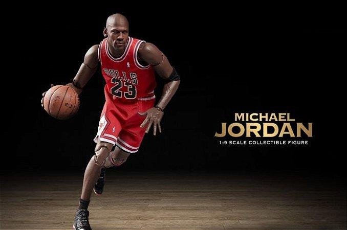 ENCOMENDA  - Enterbay - Michael Jordan 1/9