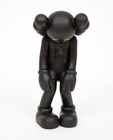 ENCOMENDA - KAWS - Small Lie - (Black)