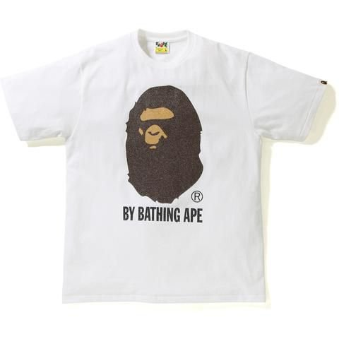 "BAPE - Camiseta Glass Beads By Bathing ""White"""