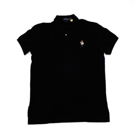 "Polo Ralph Lauren - Camisa Polo Bear ""Black"""
