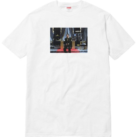 "Supreme x Scarface - Camiseta Friend ""White"""