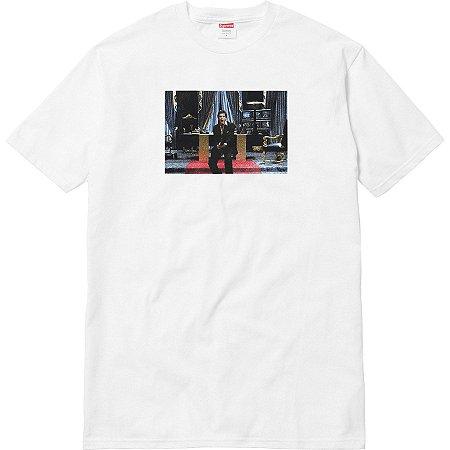 """Supreme x Scarface - Camiseta Friend """"White"""""""