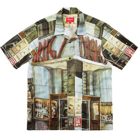 ENCOMENDA - SUPREME - Camisa Drugs Rayon