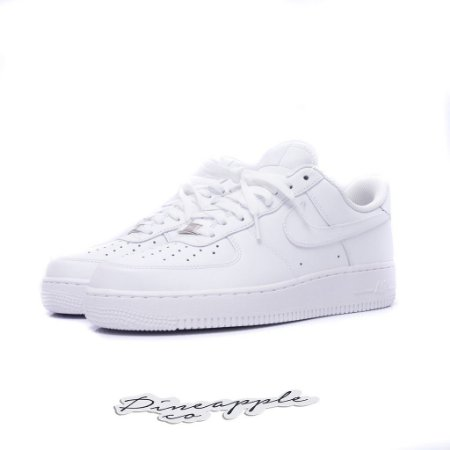 """Nike Air Force 1 Low """"White"""" (WMNS)"""