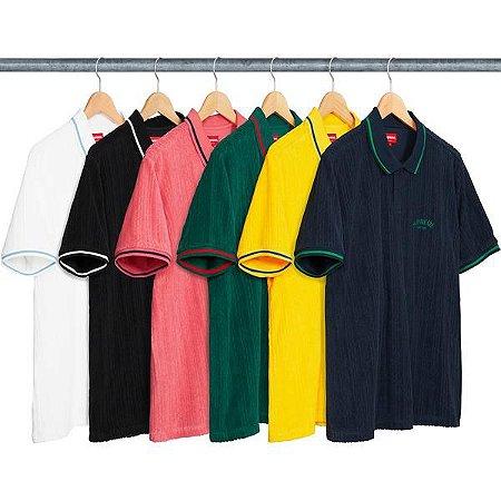ENCOMENDA - SUPREME - Camiseta Cable Knit Terry