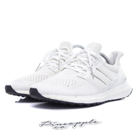 "adidas Ultra Boost 1.0 ""All White"""