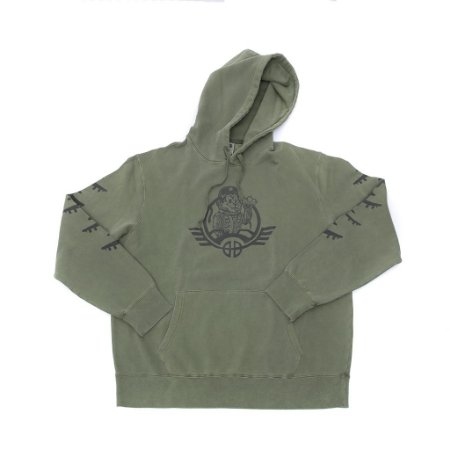 "Billionaires Boy Club - Moletom Commander ""Olive"""