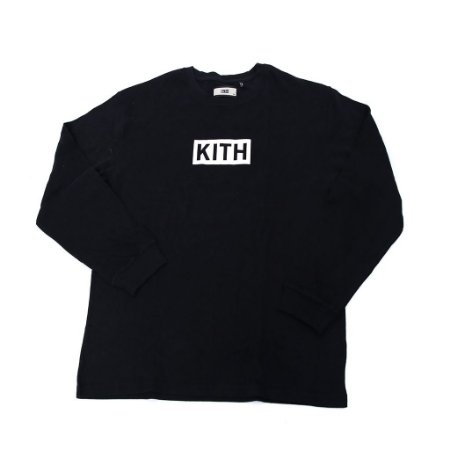 "KITH - Camiseta Box Logo ""Black"""