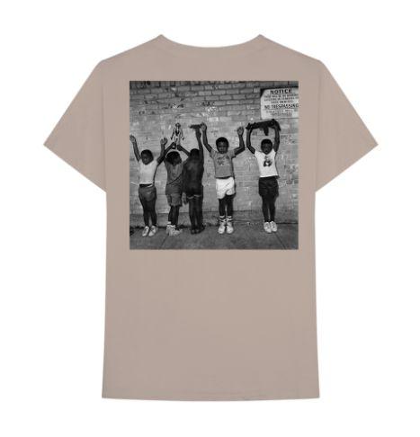 """ENCOMENDA - Nas - Camiseta Nasir """"Bege"""""""