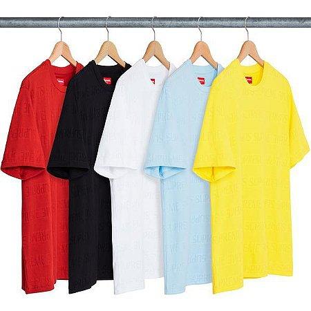 ENCOMENDA - SUPREME - Camiseta Mesh Stripe