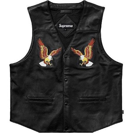 ENCOMENDA - SUPREME - Colete Eagle Leather