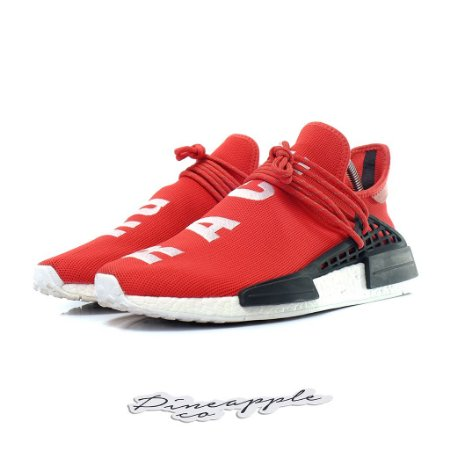 "adidas NMD Human Race x Pharrell ""Scarlet"""
