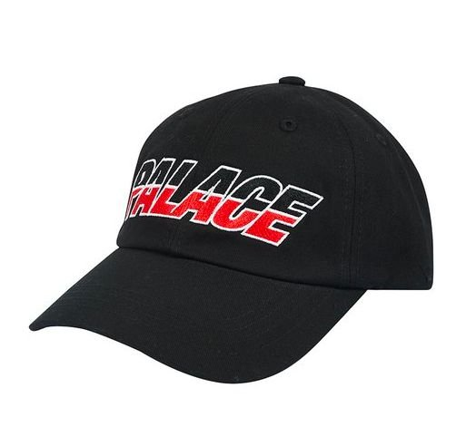 ENCOMENDA - PALACE - Boné Split Logo 6-Panel