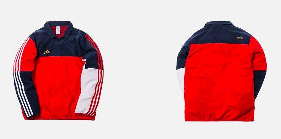 ENCOMENDA - KITH x Adidas - Camisa Polo Sideline