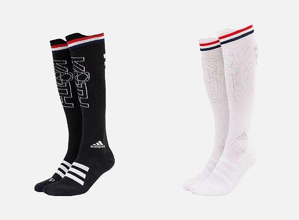 ENCOMENDA - KITH x Adidas - Meia Match Socks