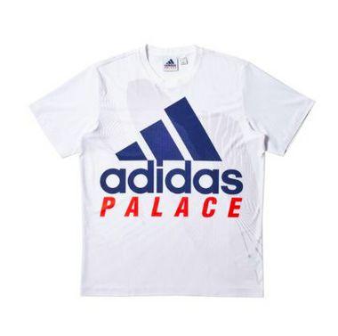 Palace x Adidas Camiseta Interview On Court