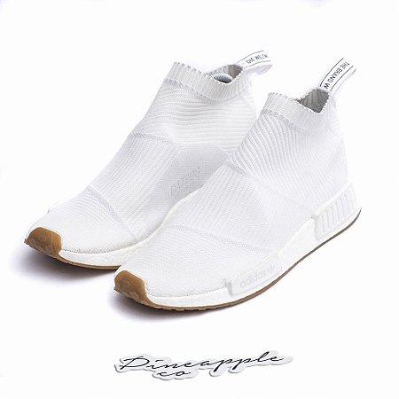 "adidas NMD CS1 PK ""White/Gum"""