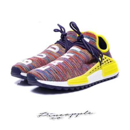 "adidas NMD Human Race x Pharrell ""Multicolor"""