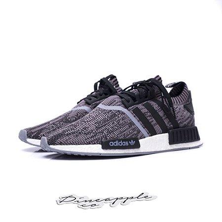 "adidas NMD R1 PK Camo ""Black/White"""
