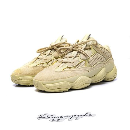 "adidas Yeezy 500 Desert Rat ""Super Moon Yellow"" -NOVO-"