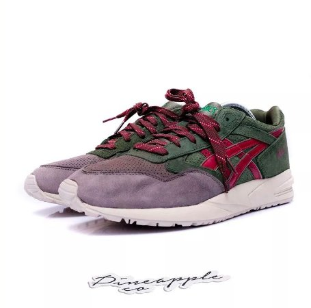 "Asics Gel Saga X-Mas Pack ""Christmas Tree"""