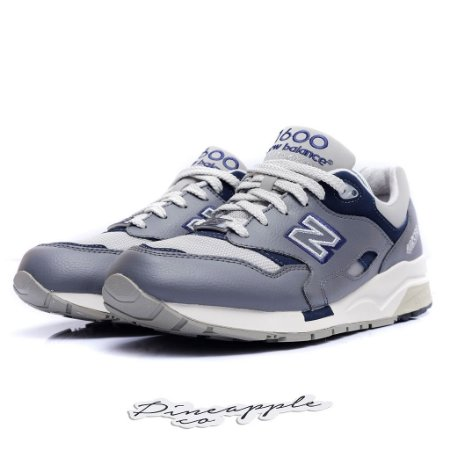 "New Balance CM1600G ""Grey/Navy"" -NOVO-"