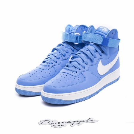 "Nike Air Force 1 High Retro OG ""University Blue"""