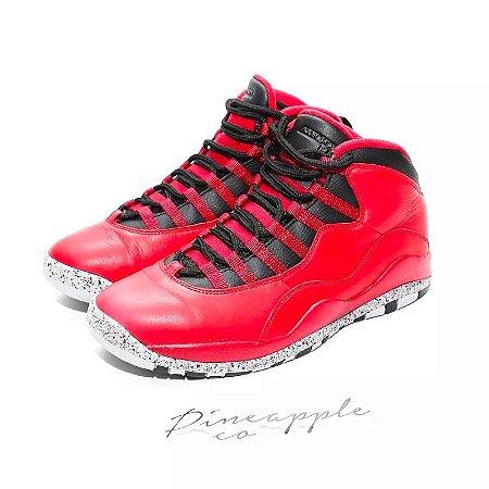 """Nike Air Jordan 10 Retro """"Bulls Over Broadway"""""""