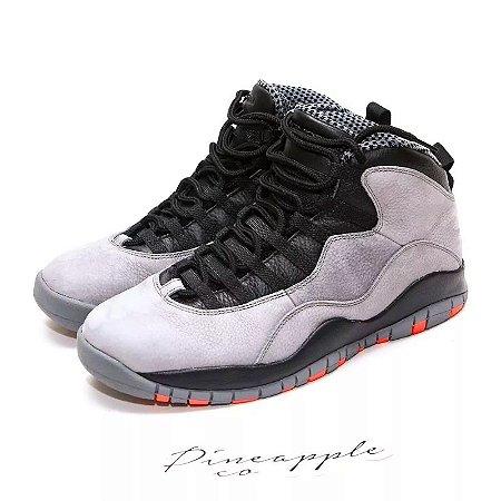 """Nike Air Jordan 10 Retro """"Cool Grey"""""""