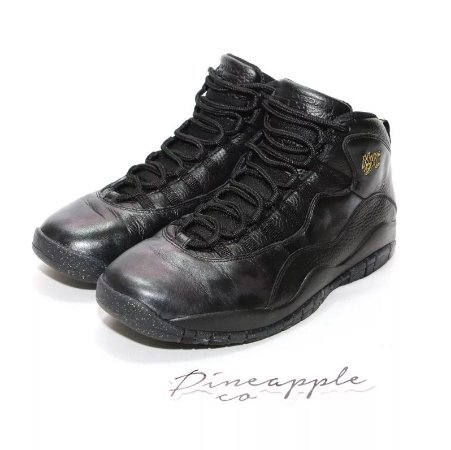 "Nike Air Jordan 10 Retro ""New York City"""