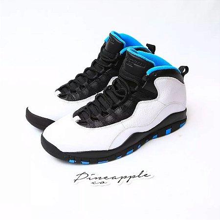 "Nike Air Jordan 10 Retro ""Powder Blue"""