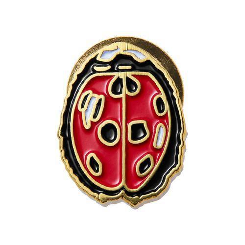 SUPREME - Pin Ladybug